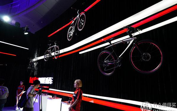 Компания Letv презентовала умные велосипеды