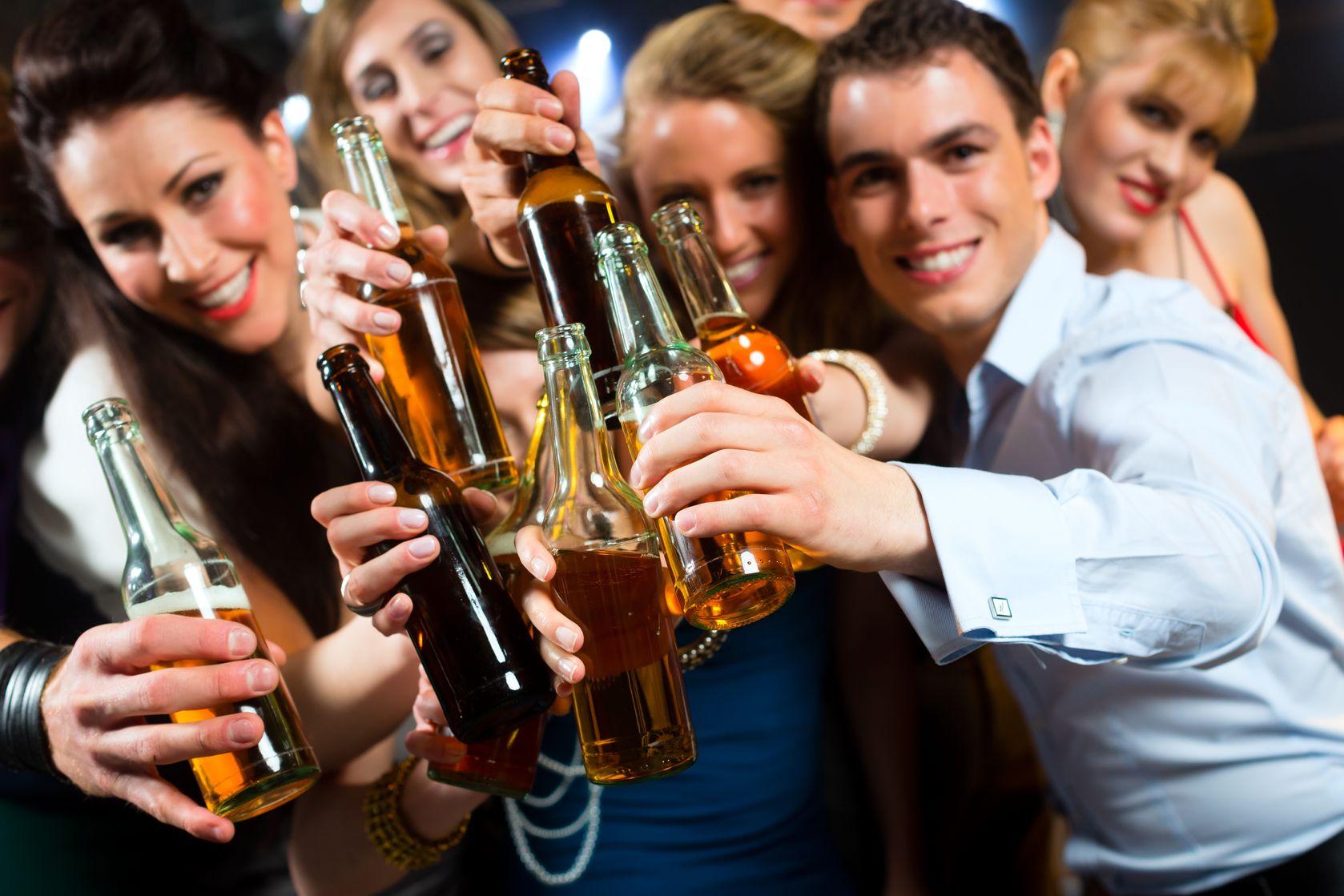 Теперь у тебя есть здоровый повод напоить женщину пивом