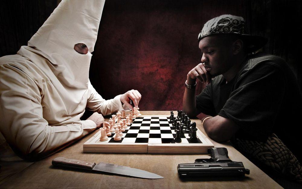Расисты не обладают воображением