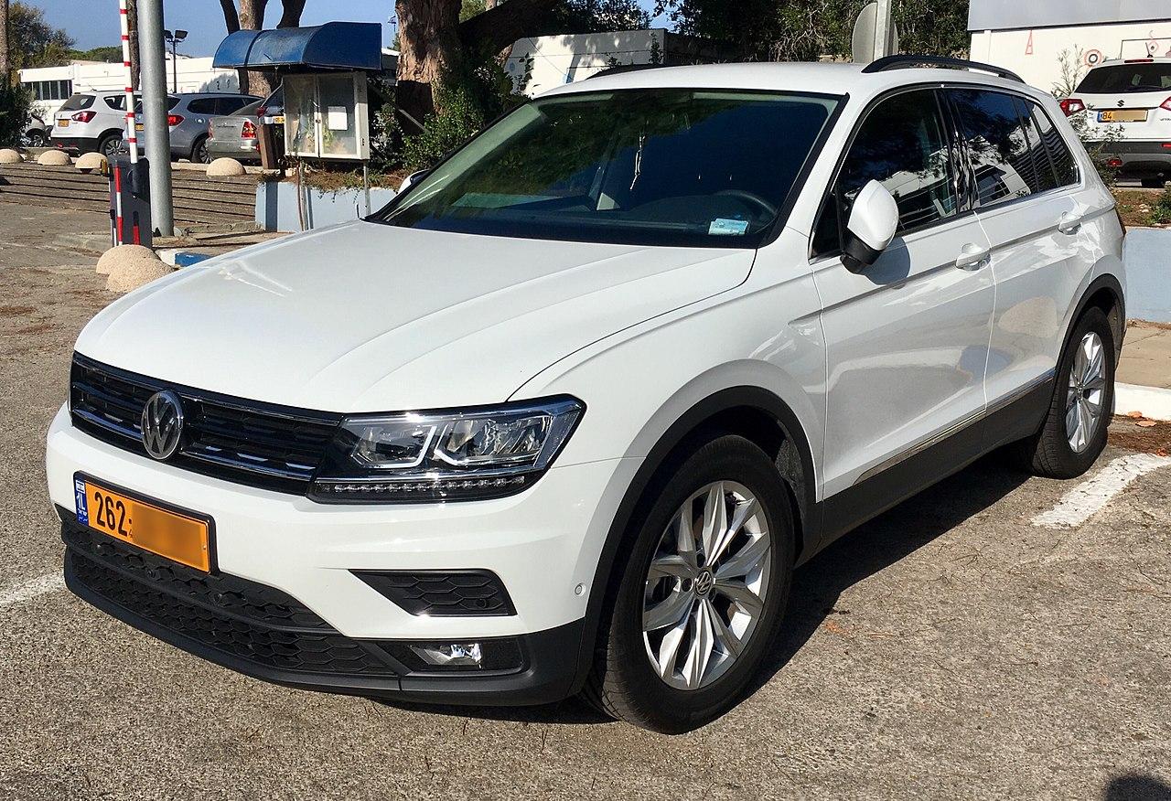 Volkswagen Tiguan - 47,7%