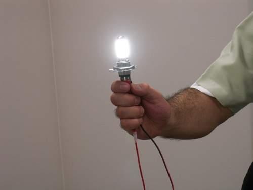 Светодиодные лампы поначалу не прижились в России