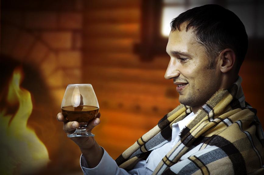Виски не должен быть теплее 18-21 градуса по Цельсию