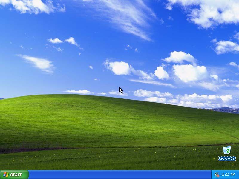 Windows XP стала самым крупным успехом Microsoft