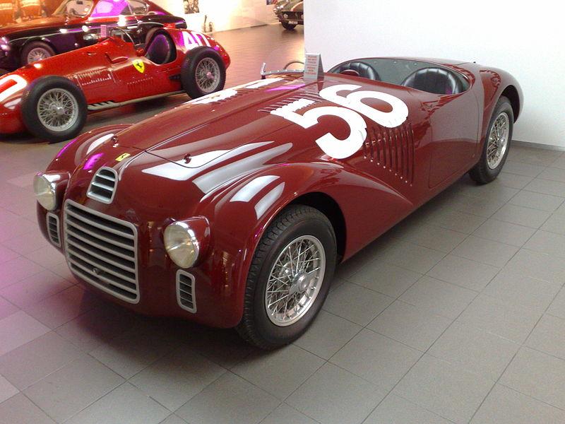Ferrari 125S (1947 год)