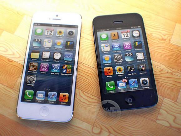 Фронтальная сторона бюджетного iPhone