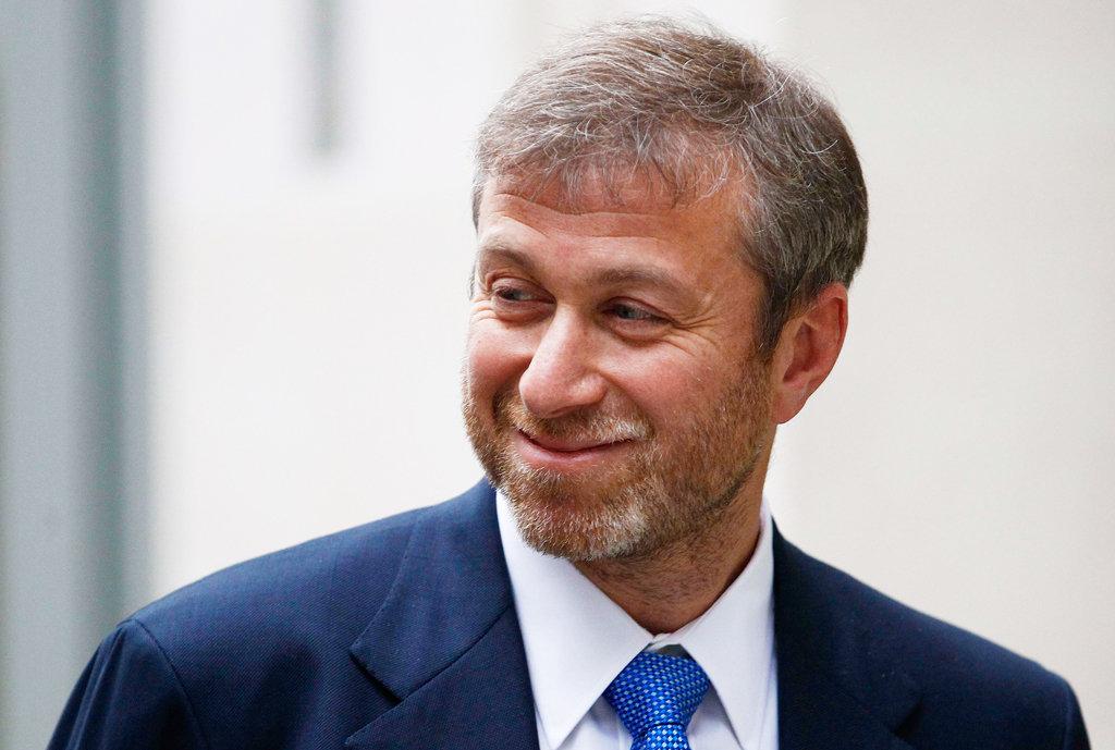 Собственный капитал Романа Абрамовича по состоянию на 2015 - $9 миллиардов
