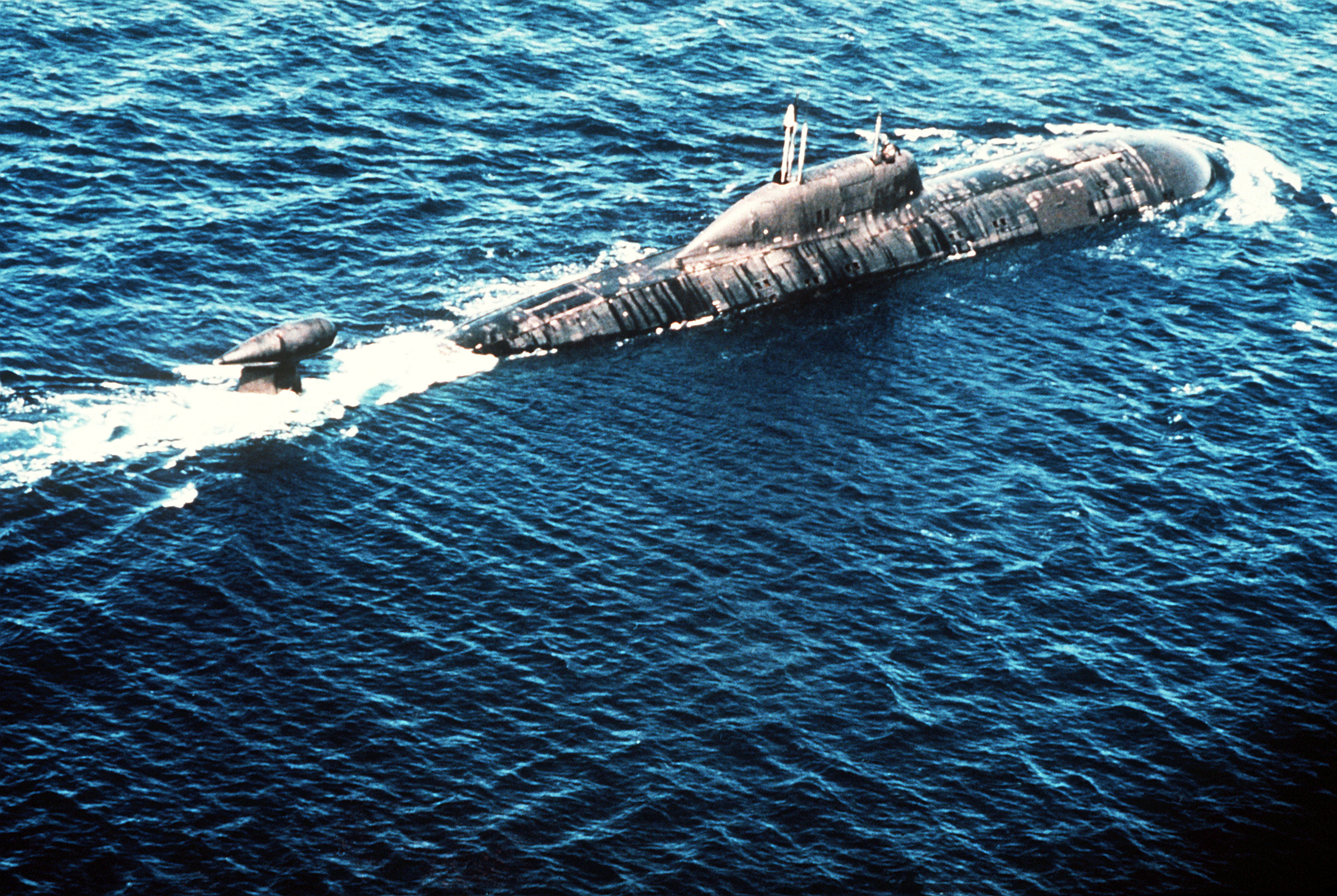 американские подводные лодки в войне