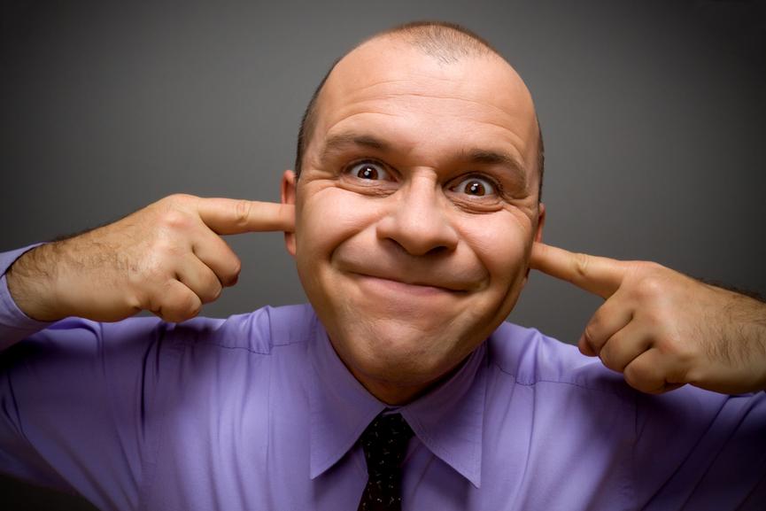 Лучший способ защититься от начальства - не слышать его