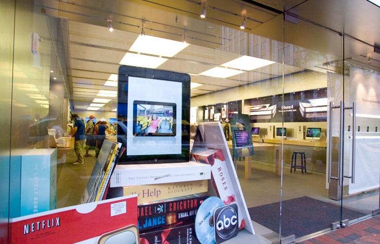 Apple готовит гигантский iPad