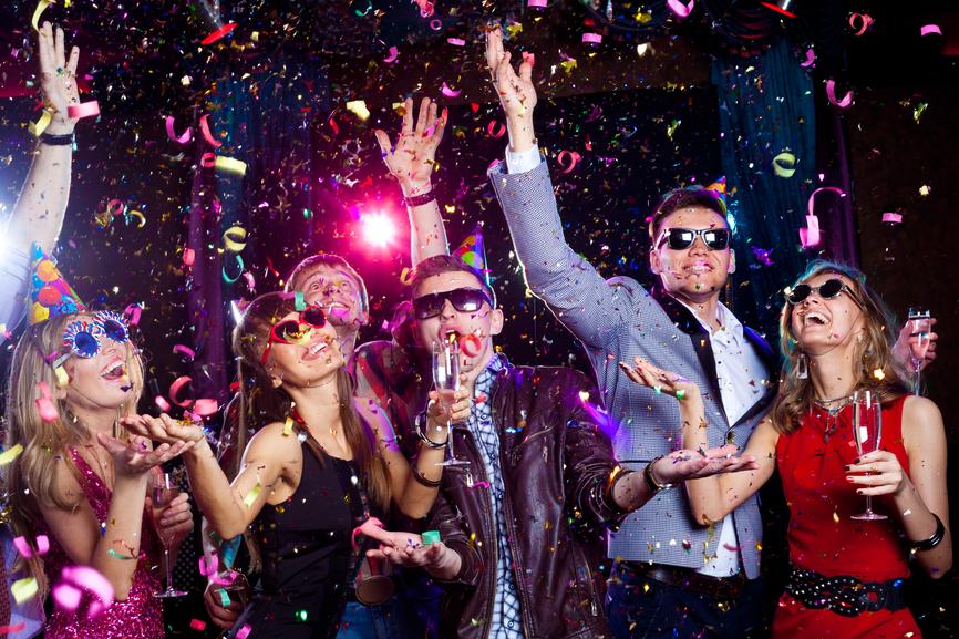Много не пей, чтобы от новогодней ночи хоть что-то осело в памяти