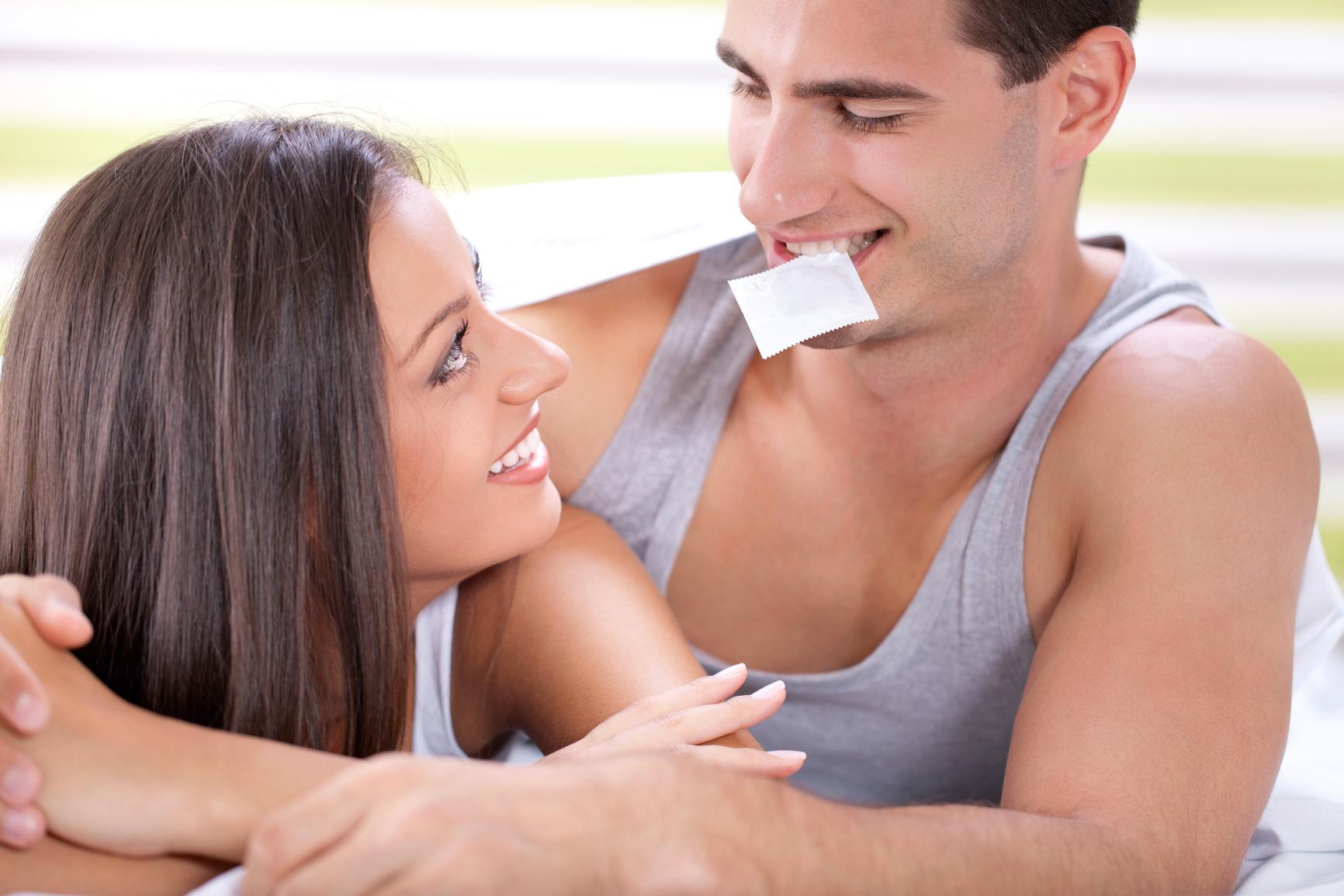 Занимался сексом без презерватива и у девушке задержка материал