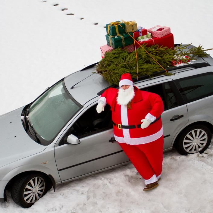Подарки для автомобиля