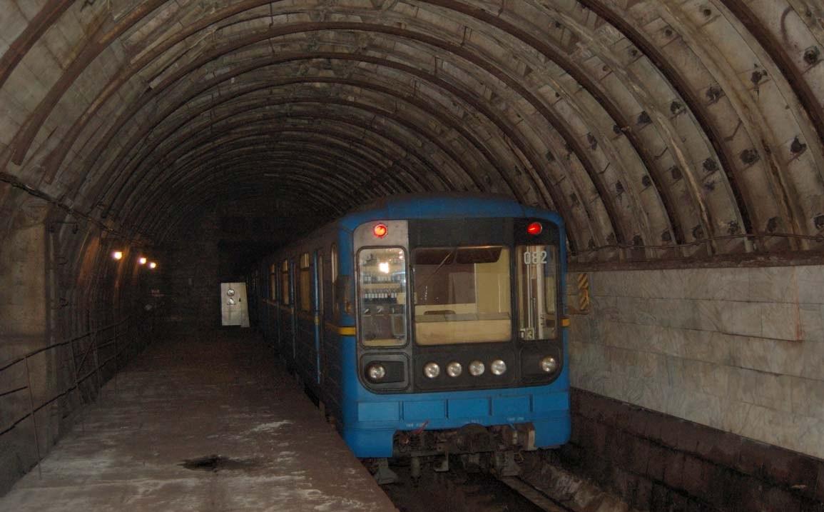 Секс в метро киев