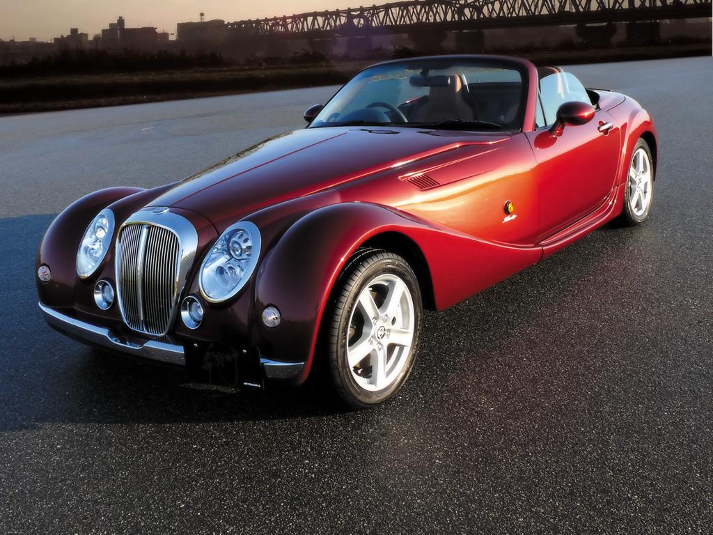 Эксперты уверены: дизайн Mitsuoka Himiko слизан с Mazda MX-5