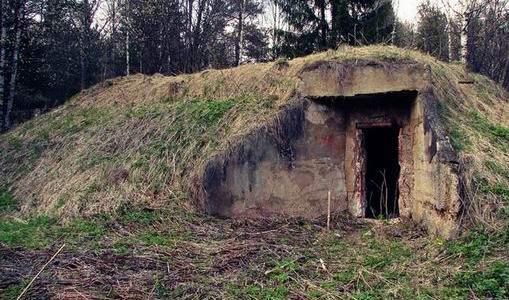 Бункер для конца света