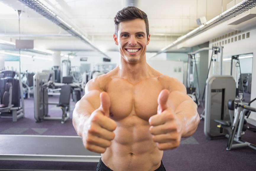 Постоянные жесткие тренировки рано или поздно закончатся рельефным телом