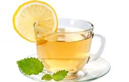 Зеленый чай с лимоном связывает свободные радикалы в твоем организме