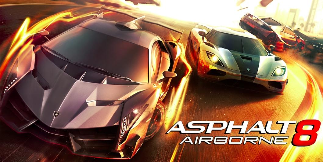 Asphalt 8 - Airborne