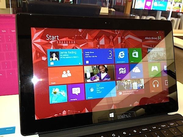 Microsoft Surface Pro уже на прилавках, но продажи начнутся 9 февраля