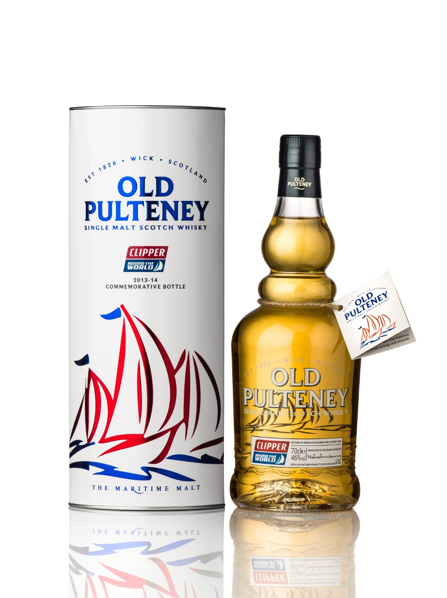 The Limited Edition Old Pulteney Clipper - 700 гривен