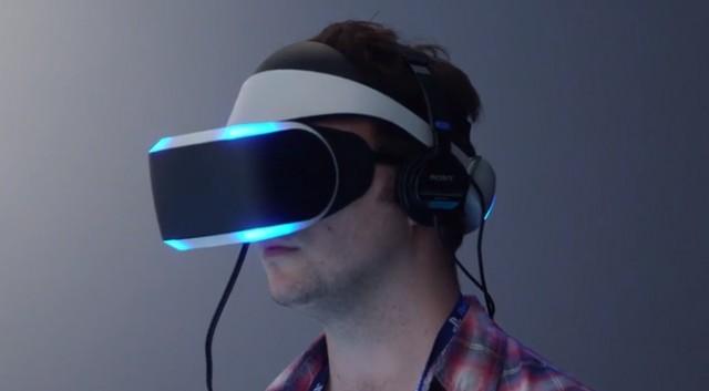 Samsung делает собственный шлем виртуальной реальности