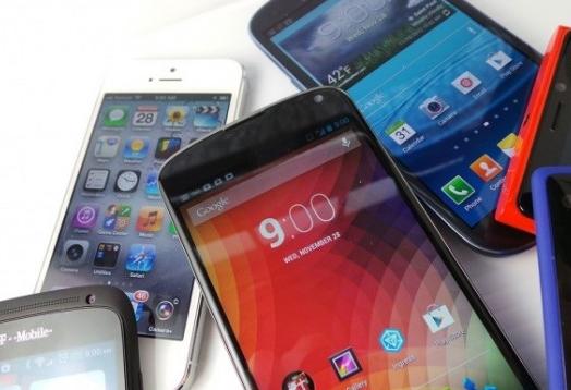 Самые желанные смартфоны 2013