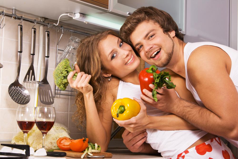 Свежие овощи - лучший способ завести желудок перед обедом