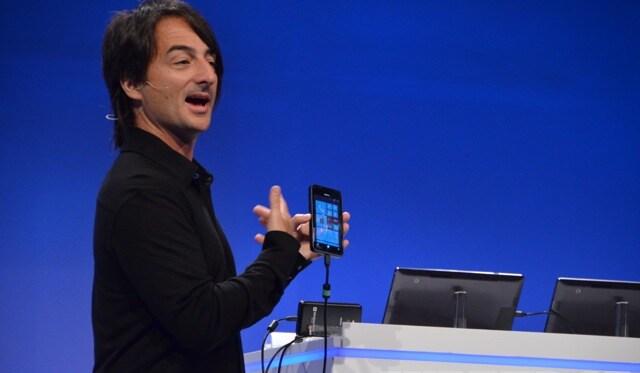 Первые смартфоны на Windows Phone 8 выйдут осенью