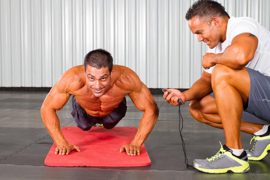 Начинай тренировки с базовых упражнений