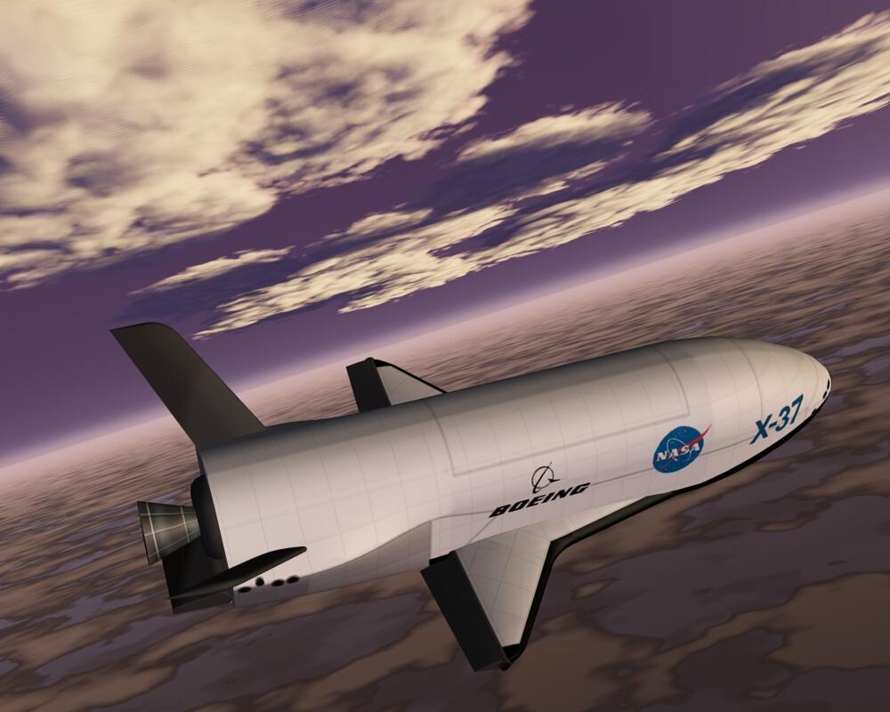 На смену X-37 придет X-37B