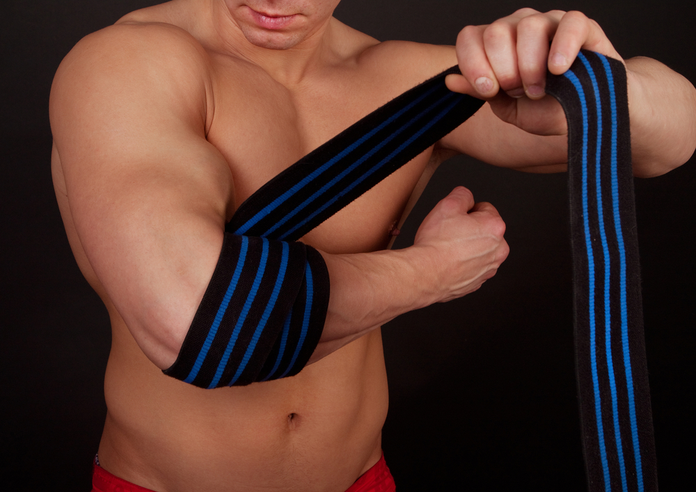 Стабилизирующие повязки помогают предотвращать спортивные травмы