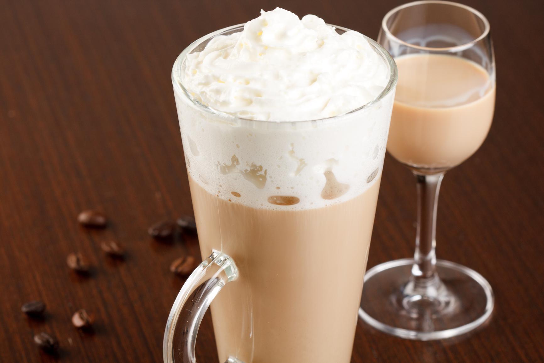 Как сделать сливки для кофе