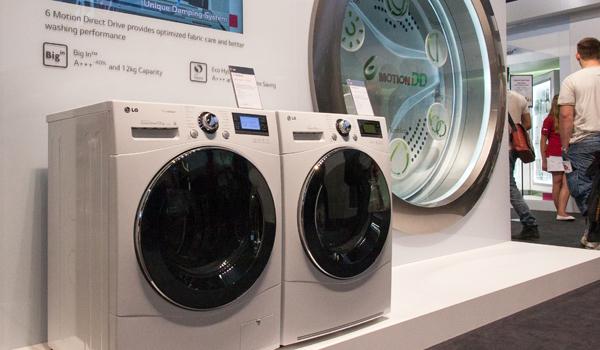 Новые стиральные машины с поддержкой HomeChat