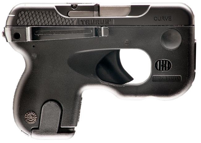 Данный пистолет отличается особым оформлением корпуса