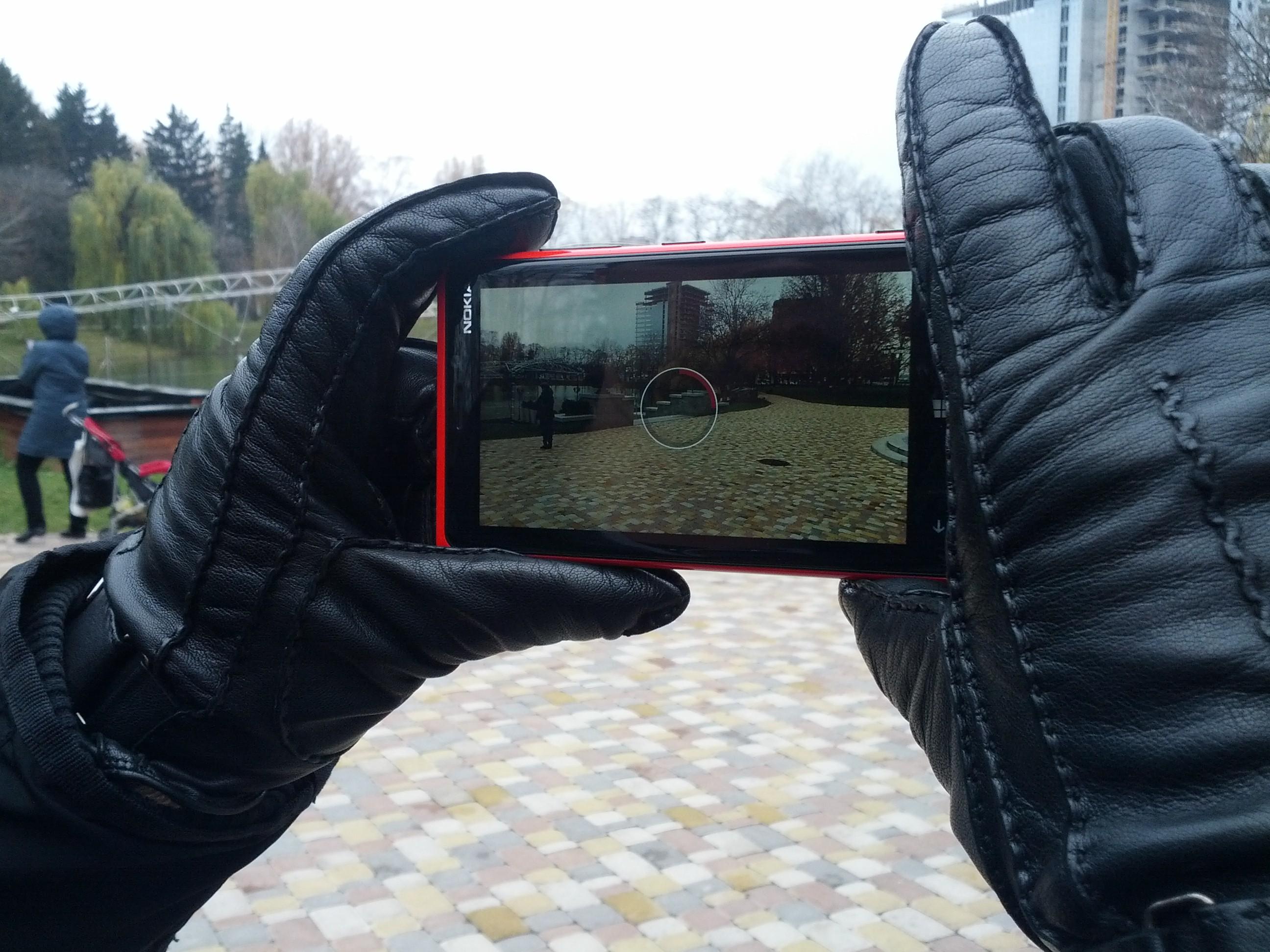 Nokia Lumia 920 тестирование возможностей аппарата
