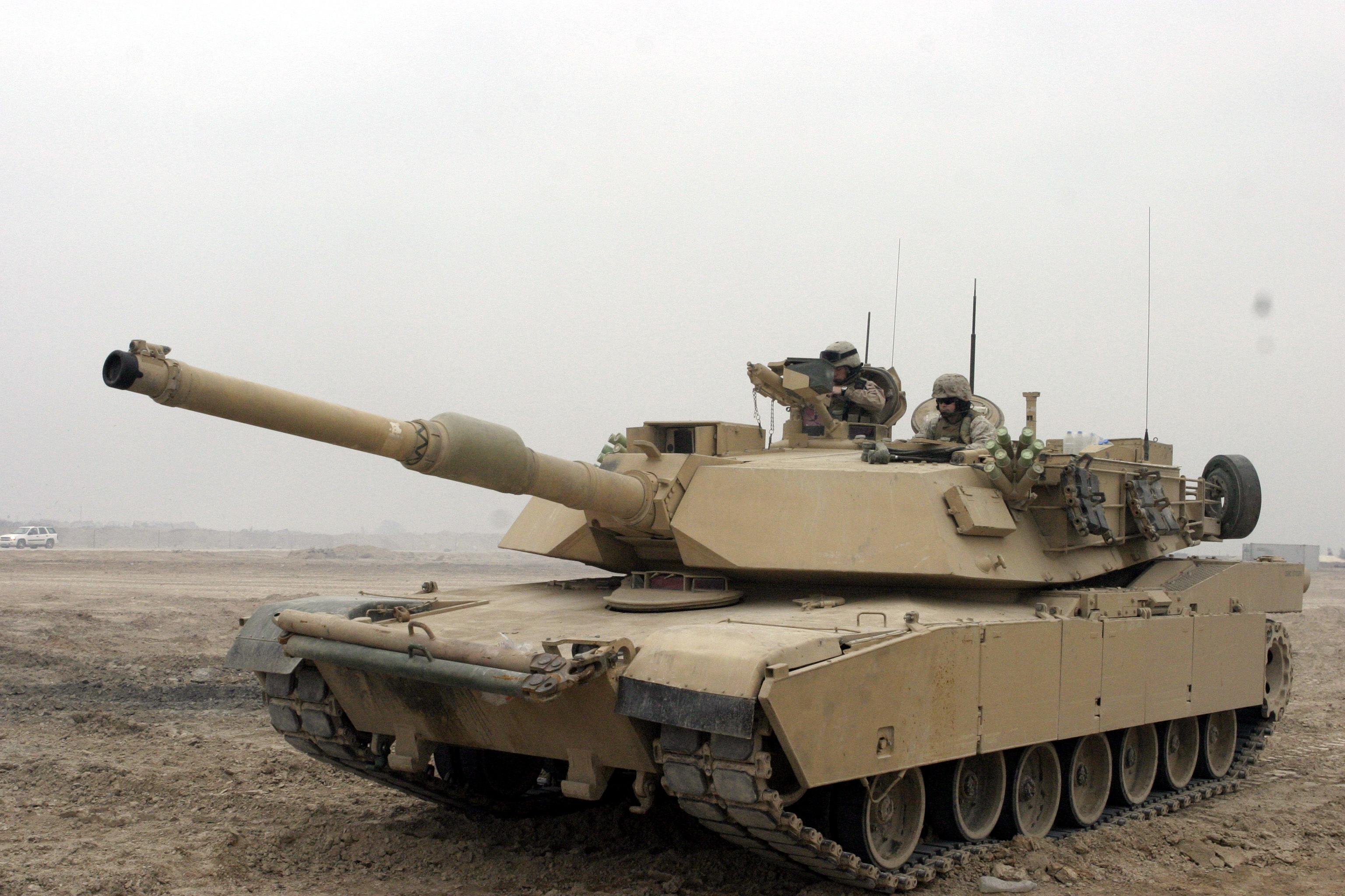 Броня - уязвимое место танков США
