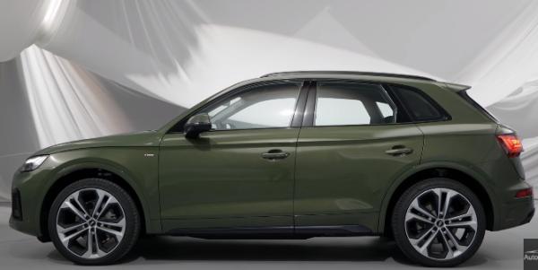 Audi представили новое поколение кроссовера Q5