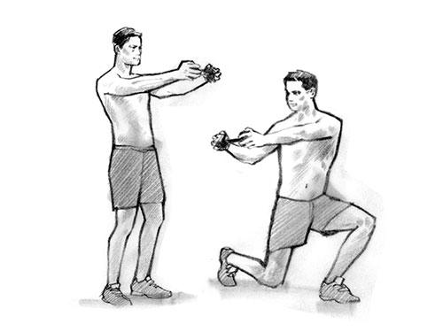Тренируем выдержку у мужчин секс