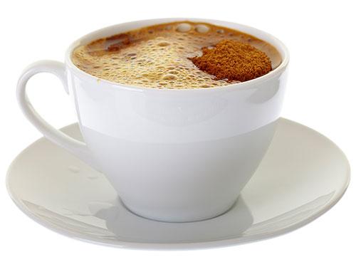 Кофеин отлично стимулирует сердечную работу