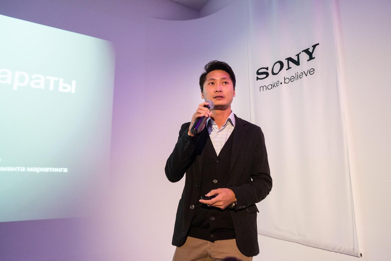 Sony показала украинцам новые фотокамеры семейства RX