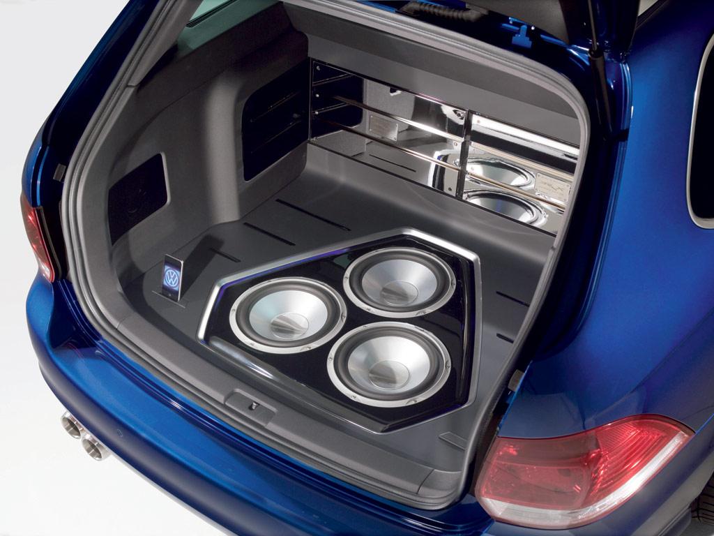 схема акустика для автомобиля