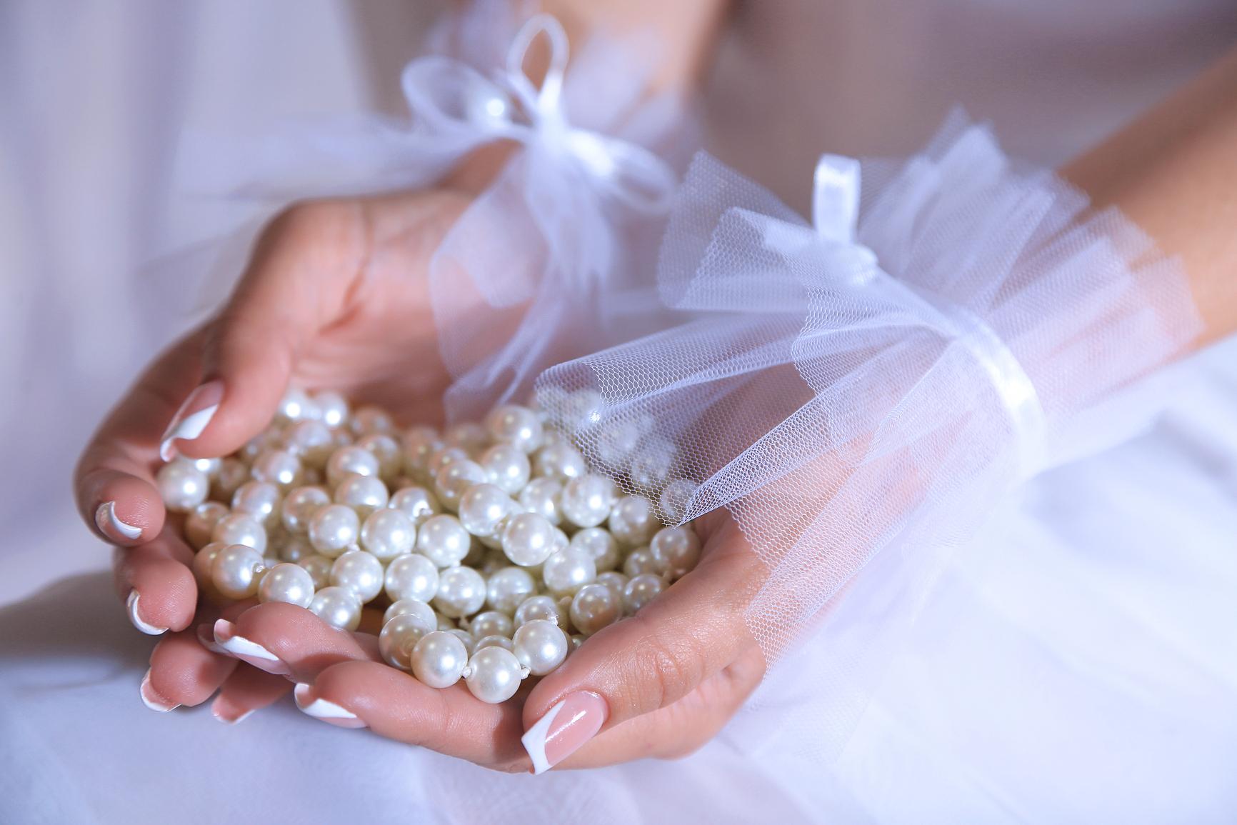 Какой маникюр сделать на свадьбу