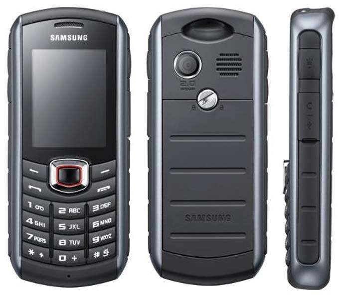 Шестая строчка у новичка ТОПа — Samsung GT-B2710 / Xcover 271.