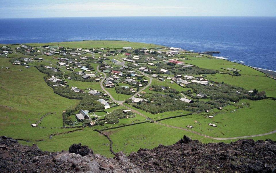 Считай себя везунчиком, если удалось попасть на остров Тристан-да-Кунья