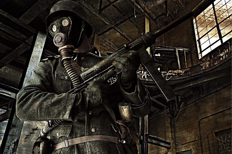 Химическое оружие - одно из самых опасных на планете