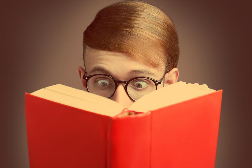 Кто не рискует, тот сидит дома и читает книги