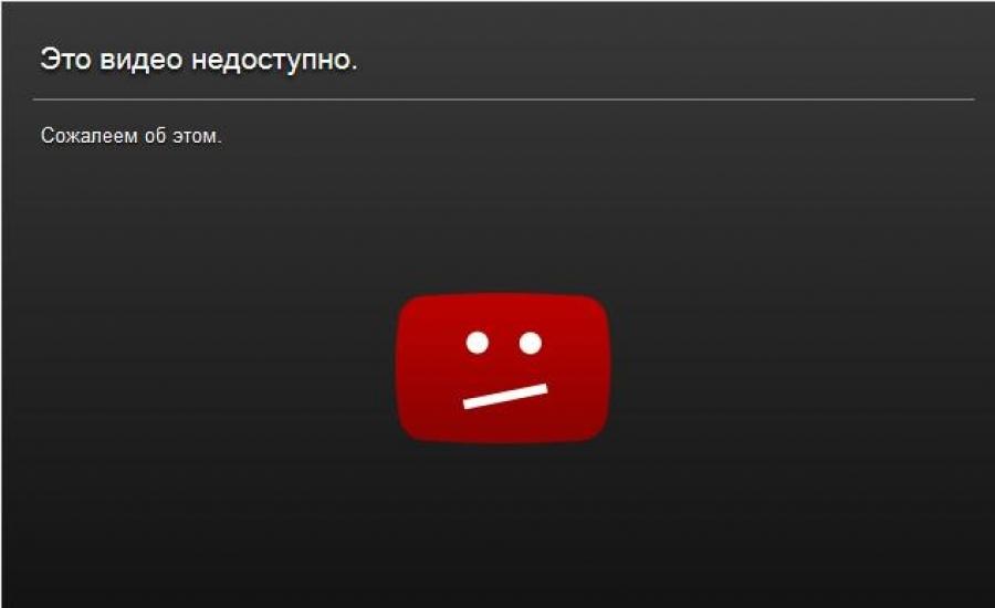 Видеоклипы начнут блокировать в скором времени