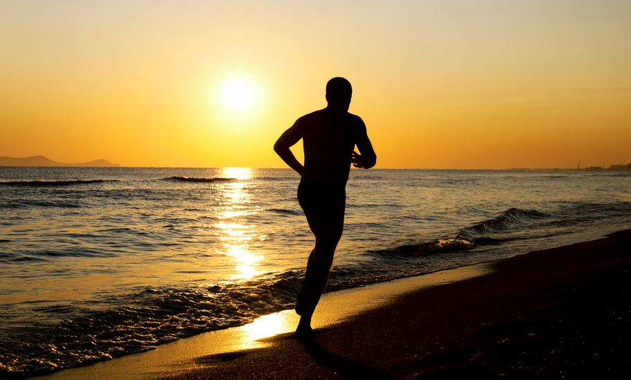 Вечерний бег - залог крепкого сна