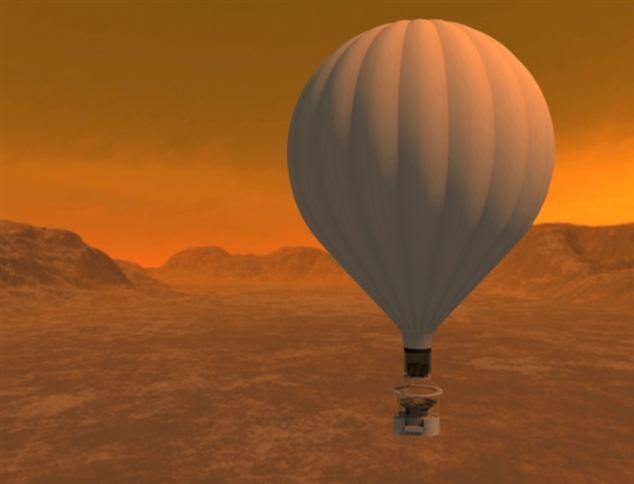 Так представляют в NASA будущие полеты на Титане