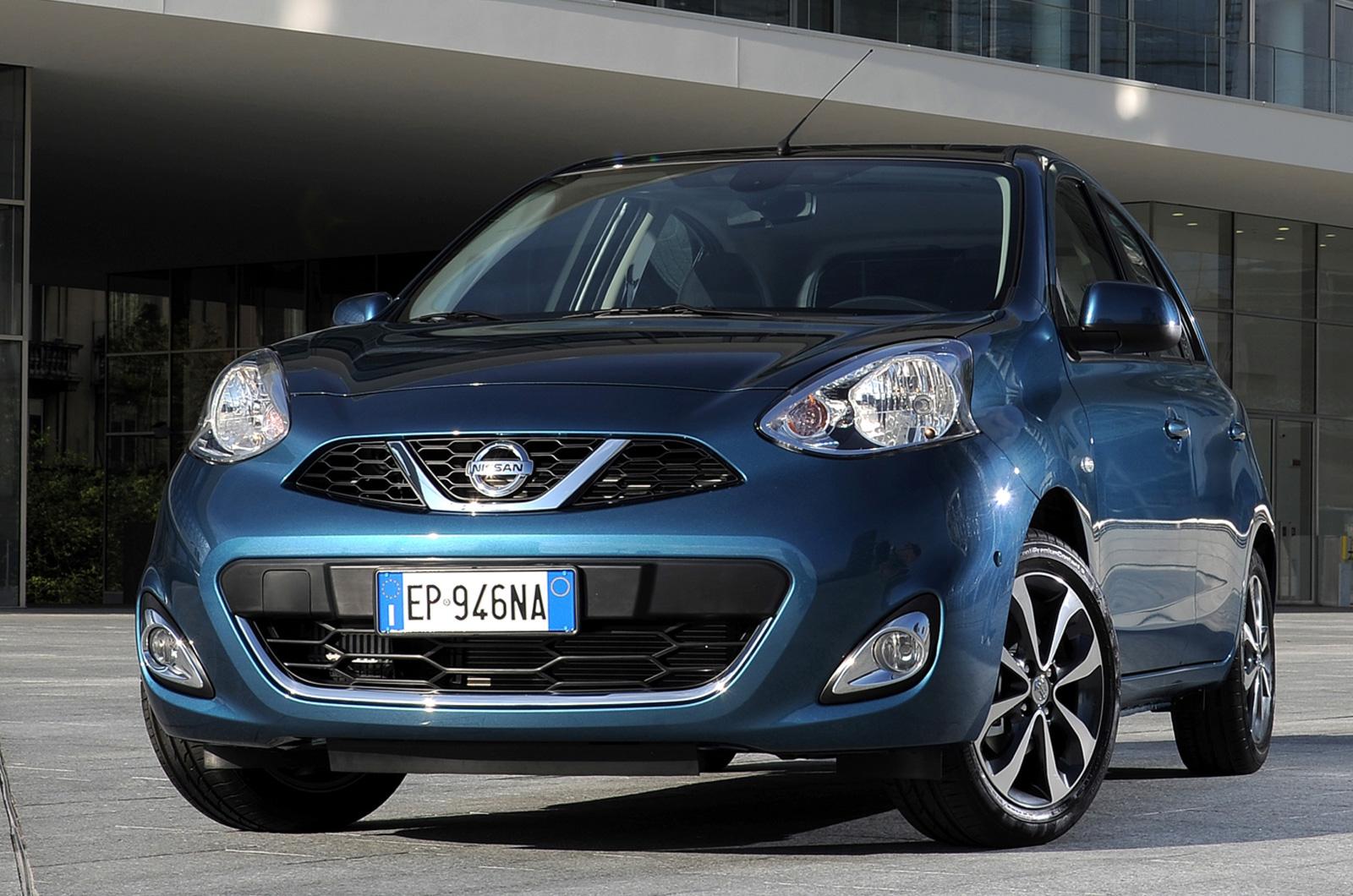 Nissan Micra обновилась внутри и снаружи